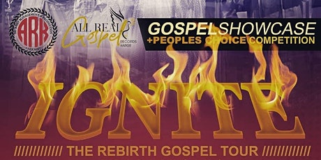 IGNITE - THE REBIRTH GOSPEL TOUR tickets