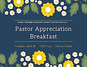Pastor Appreciation Breakfast 2020 tickets