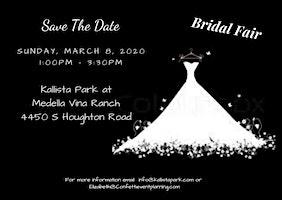 Bridal Fair!