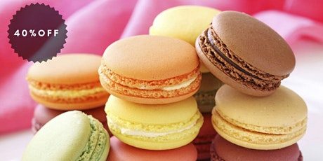 French Macaron Class - Nut Free  tickets