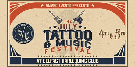 The July Tattoo & Music Festival tickets