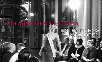 Miss Teen Australia, Adelaide Heat. Junior/Senior Entry Fee