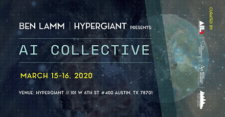 Ben Lamm | Hypergiant Presents: AI Collective tickets