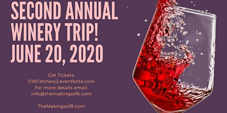 Goals with Girlfriends: Second Annual Winery Trip tickets
