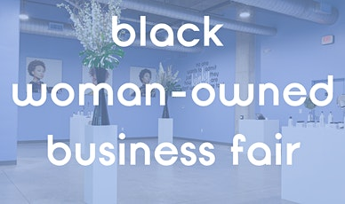 black woman-owned vendor fair 2/29 tickets