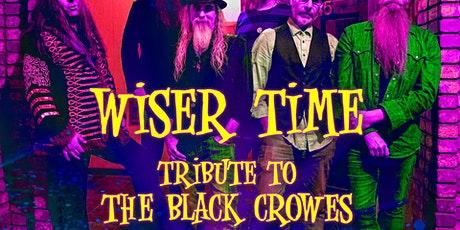 WISER TIME - Tribute to the Black Crowes w/VOLT - Salute to AC/DC tickets