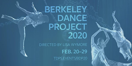 Berkeley Dance Project 2020 tickets