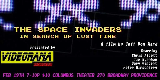 Videorama Arcade Club Presents: The Space Invaders: In Search of Lost Time