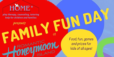 HOME presents Family Fun Day at Honeymoon Island tickets