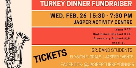 Turkey Dinner Fundraiser: Jasper Sr. High School Band tickets