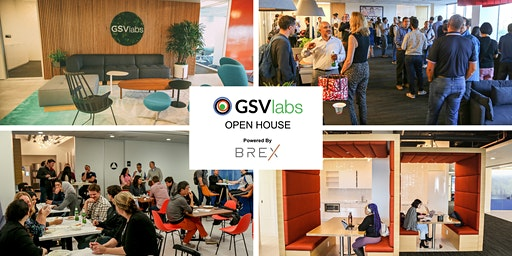 GSVlabs Open House - Designed for Startups