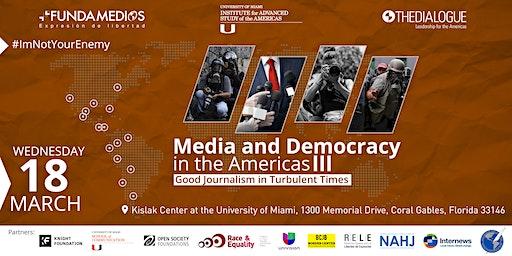 Medios y Democracia en las Américas III