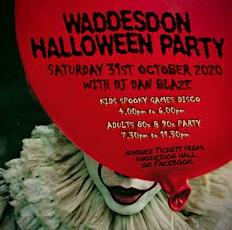Waddesdon Halloween Party - Kids Spooky Games Disco tickets