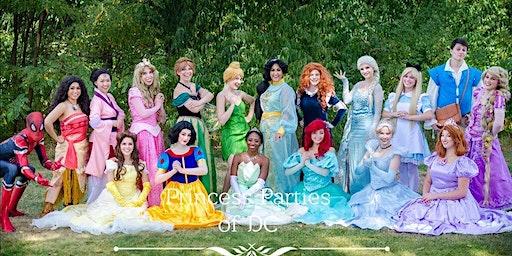 Anna & Elsa, Princess, & Bateman Winter Wonderland