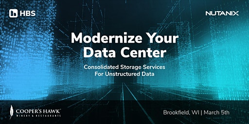 Modernize Your Data Center: Run Applications at Any Scale, On-Prem and in the Cloud - Brookfield, WI