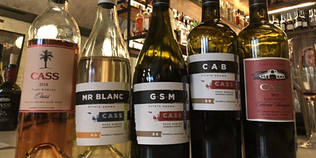 Cass Wine Dinner at Oliver Royale tickets