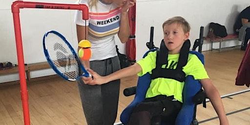 LUSU Inclusive Tennis Course - Teachers / TA's / PA's