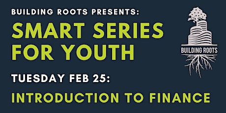 Smart Series for Youth: Introduction to Finance tickets
