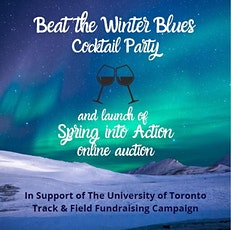 Beat the Winter Blues Cocktail Party tickets