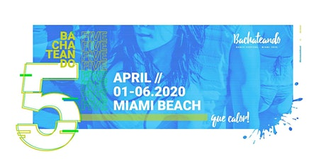 Miami Beach Latin Pool Party April 3-5 tickets
