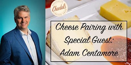 Special Guest: Adam Centamore tickets
