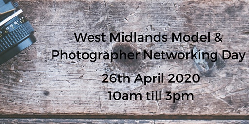 West Midlands Model and Photographer Networking Day