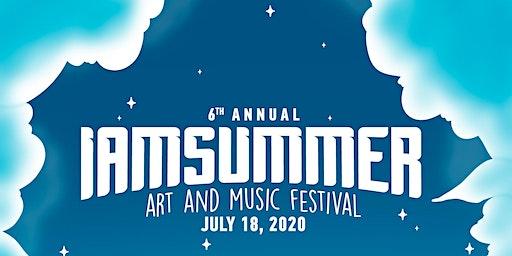 IAMSUMMER Art & Music Festival 21+