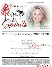 Wine & Spirits tickets