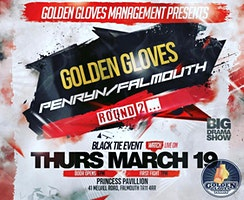 GOLDEN GLOVES PENRYN/FALMOUTH ROUND 2