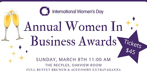 Annual Women In Business Awards