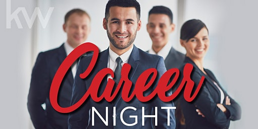 Career Night at Keller Williams Kingstowne