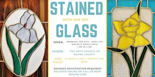 Stained Glass with Kim Joy