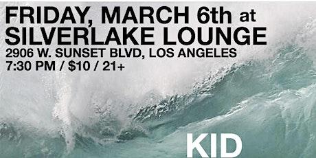 BROKEN FIELD RUNNER - KID CARRION - PHAEIC - CASUIST @ SilverLake Lounge tickets