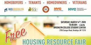 HOUSING RESOURCE FAIR: Sign up to RSVP for seminars!
