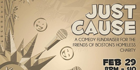 Anderson Comedy Presents: Just Cause tickets