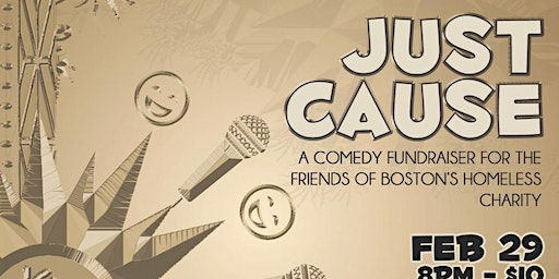 Anderson Comedy Presents: Just Cause