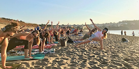 [Silent Disco] Beach Yoga with Janet Stone tickets