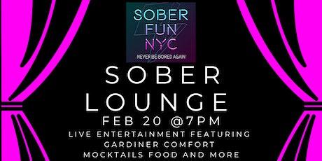 Sober Fun NYC - Sober Lounge tickets