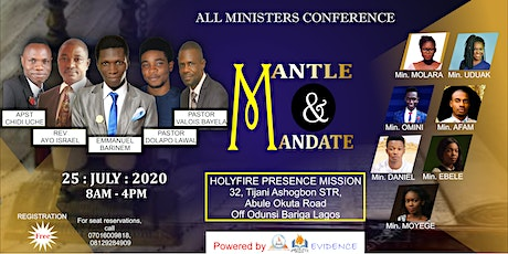 ALL MINISTERS CONFERENCE tickets