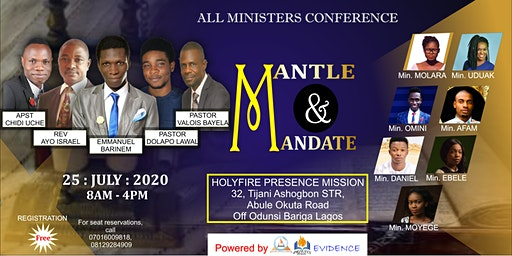 ALL MINISTERS CONFERENCE