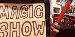 Magic Show at the SOCO Farmers' Market