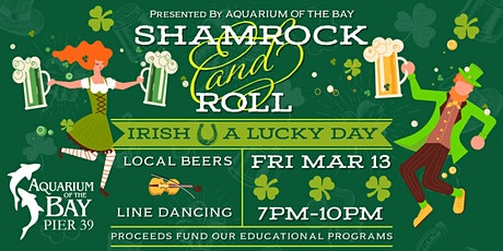 SHAMROCK AND ROLL tickets