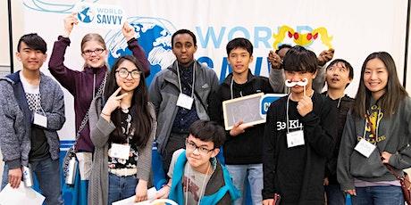 Volunteer at World Savvy's 2020 Student Festival tickets