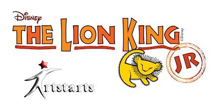 Lion King Jr. tickets