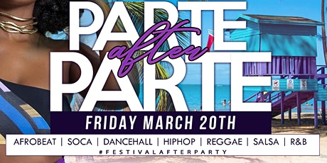PARTE AFTER PARTE PUERTO RICO: Festival After Party tickets