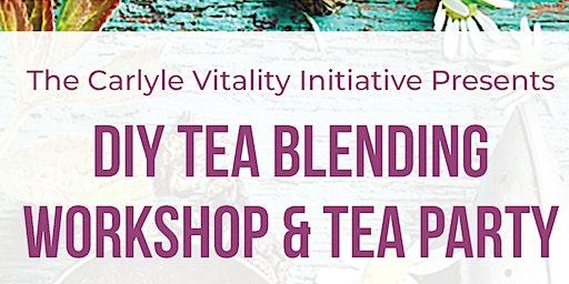 DIY and Brunch Series: Loose Tea Workshop and Tea Party Etiquette