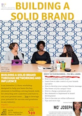 Intentional | Building a Solid Brand through Networking and Influence tickets