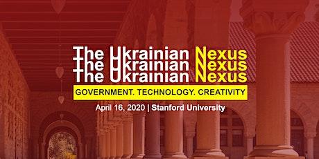 The Ukrainian Nexus: Government, Technology, Creativity tickets