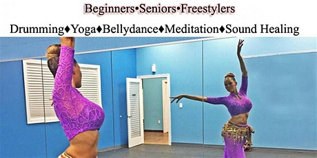Belly Dance Fusion Fitness & Fun tickets