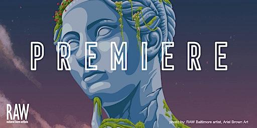 RAW Artists Salt Lake City presents PREMIERE